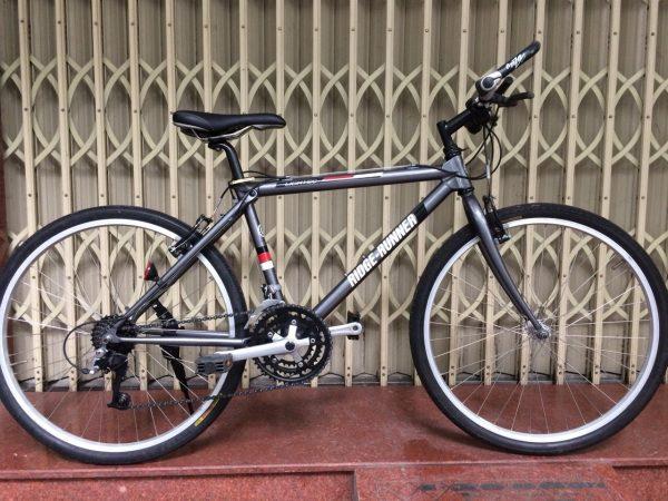 Xe Đạp Nhật Bãi RIDGE-Runner Tay Đề Bấm Xả , Xe Đạp Nhật Bãi Đà Nẵng