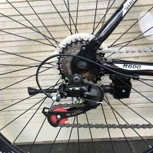 líp xe đạp đua Cannonlle R600 US