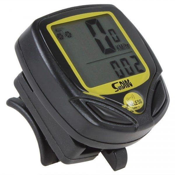 Đồng hồ tốc độ xe đạp không dây