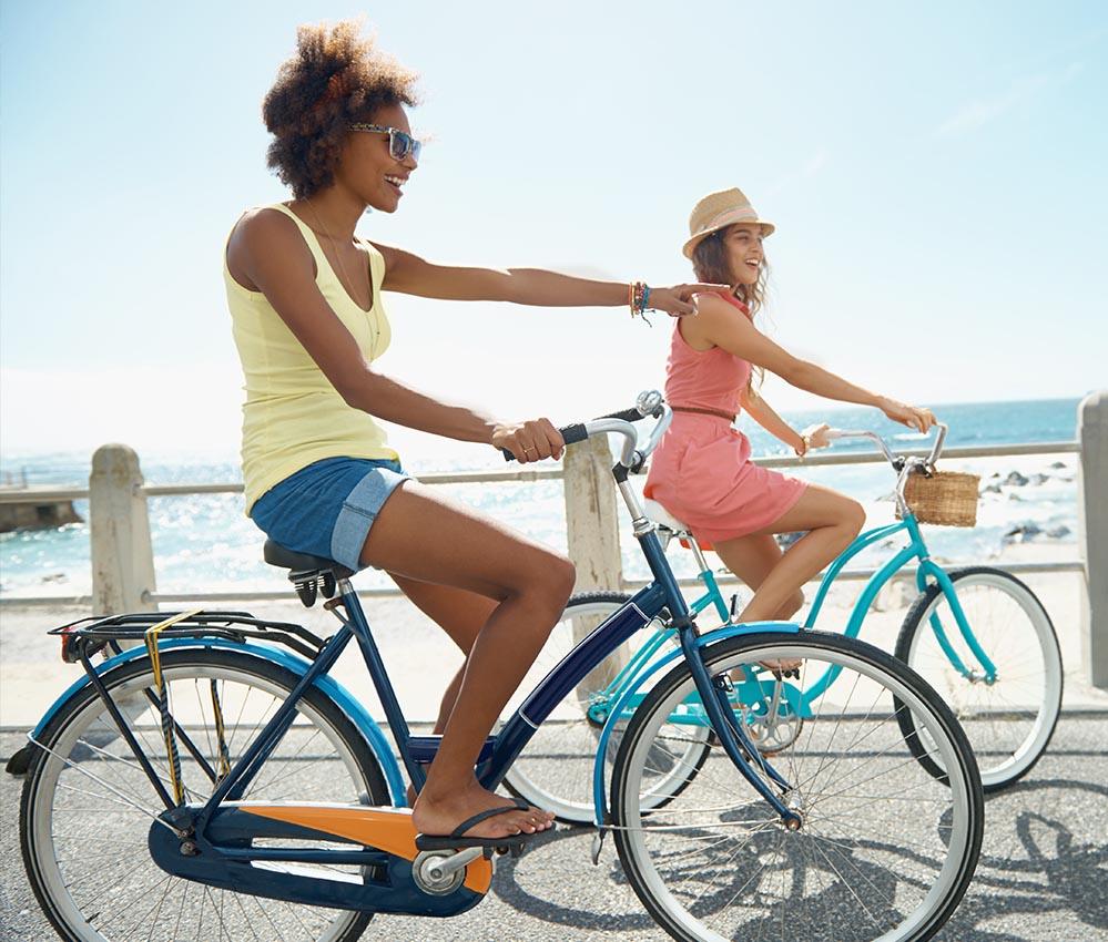 Xe Đạp Touring Nhật Bãi