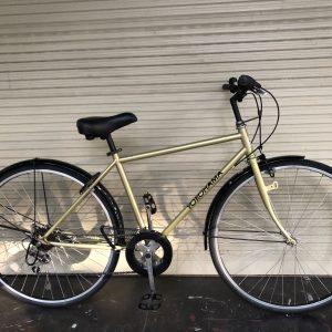 Xe Đạp Nhật Bãi Yokohama (vàng)
