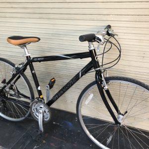 sườn Xe Đạp Touring Nhật Giant ( Đen)- Xe Đạp Đà Nẵng