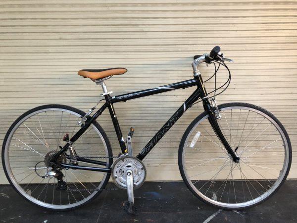 Xe Đạp Touring Nhật Giant ( Đen)- Xe Đạp Đà Nẵng