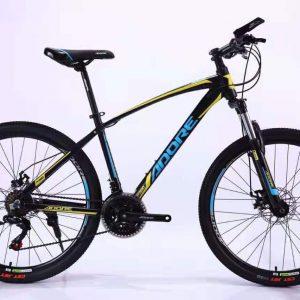 Xe đạp thể thao địa hình Adore đen xanh