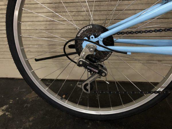 líp Xe đạp gấp lớn nhật Switzsport