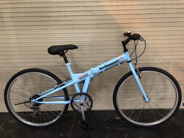 Xe đạp gấp lớn nhật Switzsport