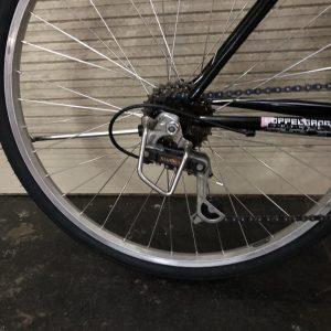 líp Xe đạp gấp nhật bãi Doppel Cancer