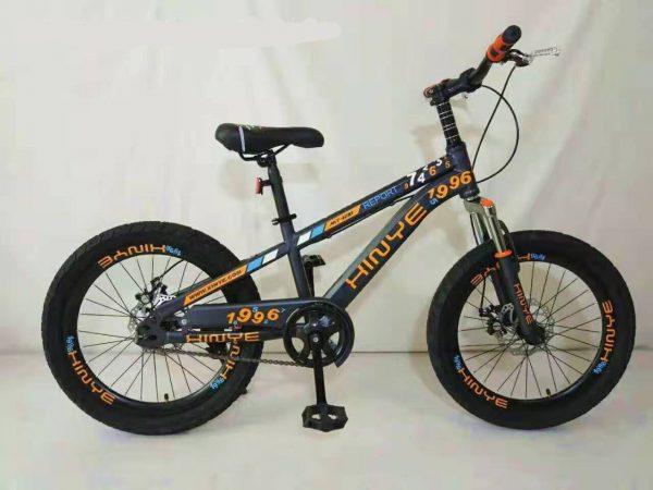 Xe đạp trẻ em Hinye đen