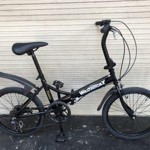Xe đạp gấp bánh nhỏ Wild Rocky