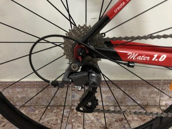 líp Xe đạp đua marushi 1.0