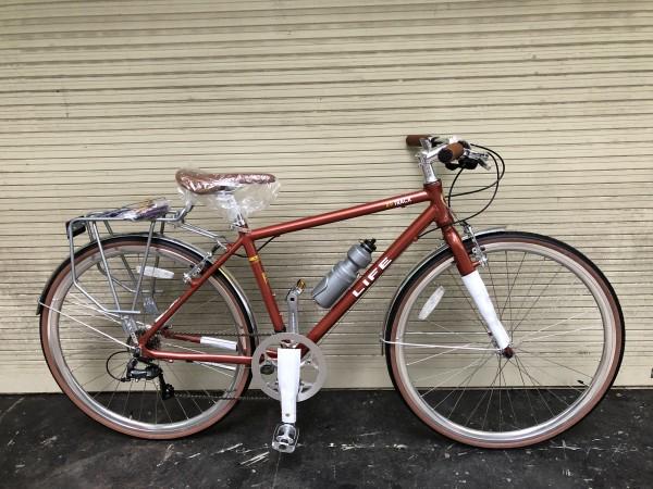 Xe đạp touring Life R9