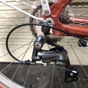 líp Xe đạp touring Life R9