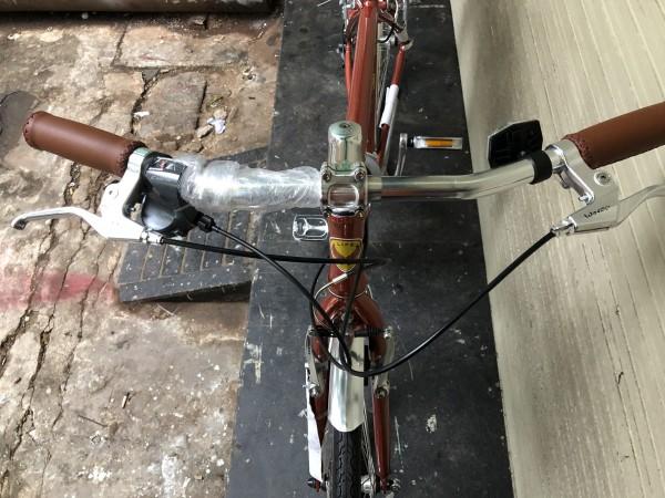 tay đề Xe đạp touring Life R9