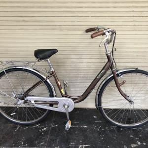 Xe đạp mini nhật cũ citypal