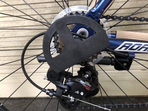 líp Xe đạp đua road BATTLE Windrider 300