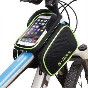 Túi treo sườn xe đạp chính hãng B-SOUL YA21